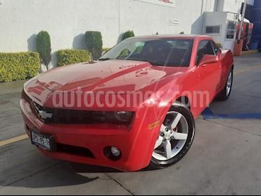Chevrolet Camaro LT  usado (2013) color Rojo precio $295,000