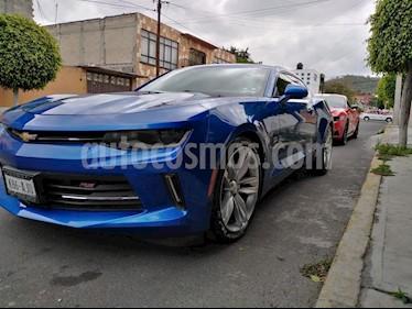 Chevrolet Camaro RS V6 Aut usado (2016) color Azul precio $398,750