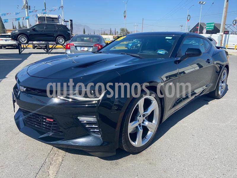 Chevrolet Camaro SS Aut usado (2018) color Negro precio $555,000