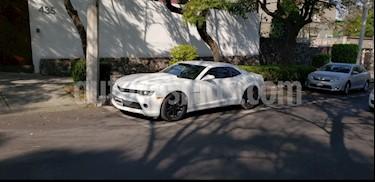 Chevrolet Camaro Coupe Aut usado (2015) color Blanco precio $265,900