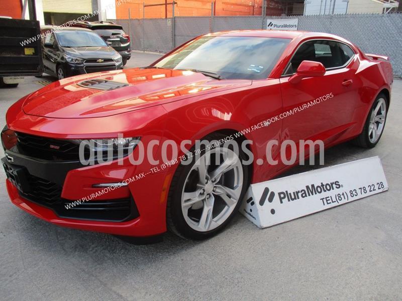 Chevrolet Camaro SS usado (2019) color Rojo precio $738,000