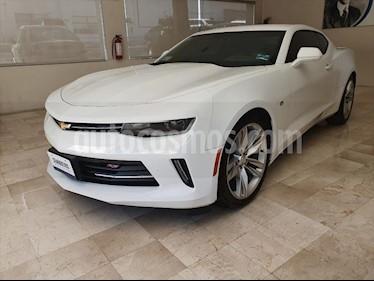 Chevrolet Camaro RS V6 Aut usado (2017) color Blanco precio $458,000