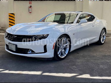 Chevrolet Camaro 2p ZL1 E Coupe usado (2020) color Blanco precio $569,800