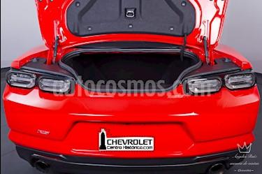 Chevrolet Camaro RS usado (2019) color Rojo precio $629,000