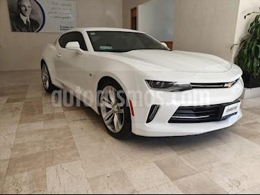 Chevrolet Camaro RS V6 Aut usado (2017) color Blanco precio $449,000