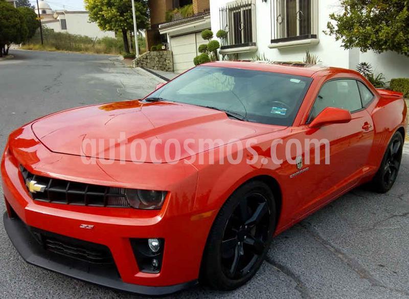Chevrolet Camaro SS Aut usado (2012) color Naranja precio $295,000