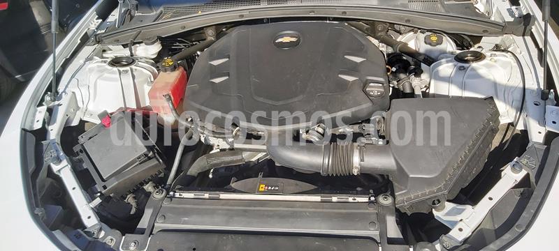 Chevrolet Camaro RS V6 Aut usado (2017) color Blanco precio $440,000