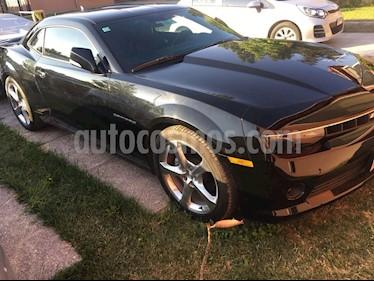 Chevrolet Camaro RS 3.6 V6  usado (2014) color Negro precio $18.990.000