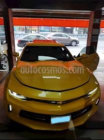 Foto Chevrolet Camaro RS V6 Aut usado (2016) color Amarillo precio $410,000
