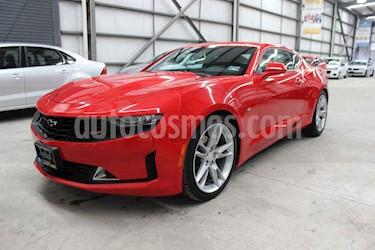 Foto venta Auto usado Chevrolet Camaro RS V6 Aut (2019) color Rojo precio $639,800