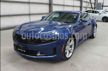 Chevrolet Camaro RS V6 Aut usado (2019) color Azul precio $599,000
