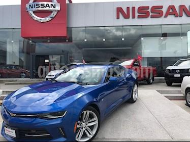 Foto venta Auto usado Chevrolet Camaro RS V6 Aut (2017) color Azul precio $505,000