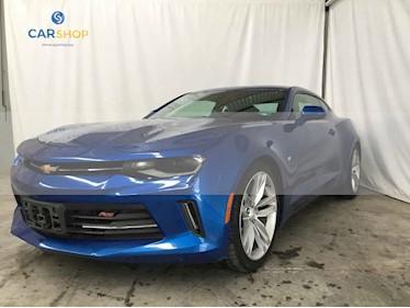 Foto venta Auto usado Chevrolet Camaro RS V6 Aut (2017) color Azul precio $394,900