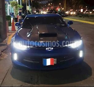 Chevrolet Camaro RS V6 Edicion Especial Aut usado (2017) color Azul precio $550,000