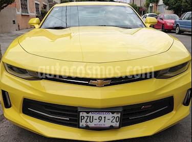 Foto Chevrolet Camaro RS V6 Edicion Especial Aut usado (2017) color Amarillo precio $499,000