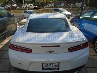 Foto venta Auto usado Chevrolet Camaro RS (2016) color Blanco precio $415,000