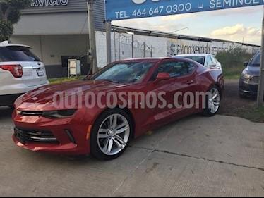 Foto venta Auto Seminuevo Chevrolet Camaro RS (2017) precio $470,000