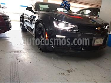 Foto venta Auto usado Chevrolet Camaro SS Paq. C (2016) color Negro precio $510,000