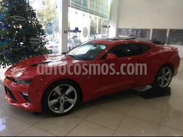 foto Chevrolet Camaro ss v8 usado (2018) color Rojo precio $730,000