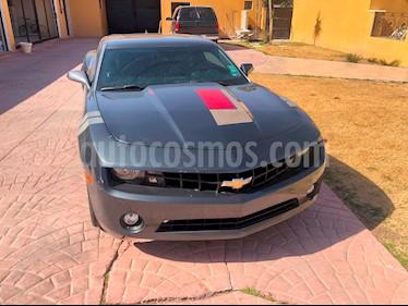 Foto venta Auto usado Chevrolet Camaro SS (2010) color Gris precio $240,000