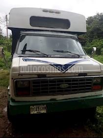 Chevrolet camioneta de pasajeros camioneta de pasajeros usado (1984) color Blanco precio u$s12.300