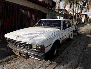 Chevrolet capris Clasis Clasic usado (1977) color Blanco precio u$s1.000