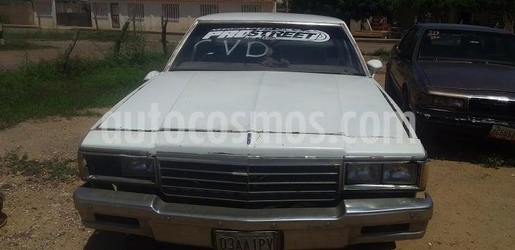 Chevrolet capris Clasis Clasic usado (1978) color Blanco precio u$s500