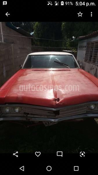 Chevrolet capris Clasis Clasic usado (1966) color Plata precio BoF200