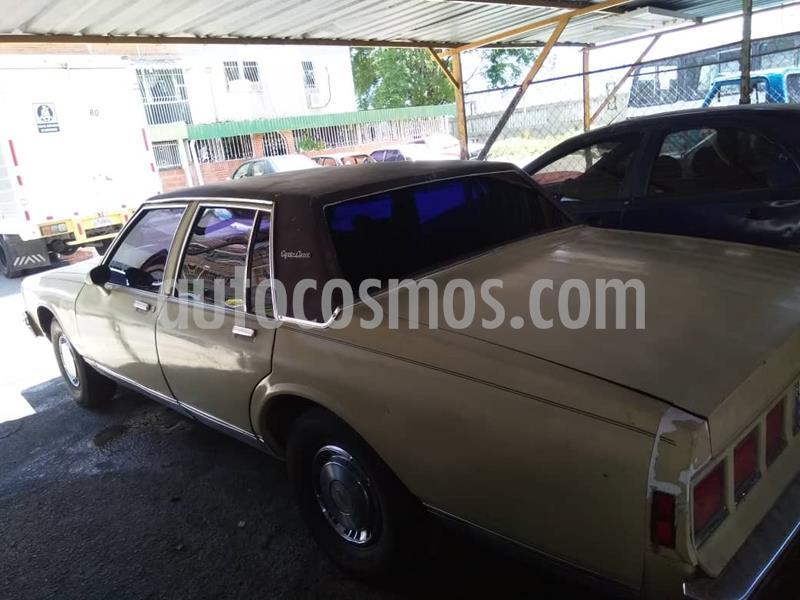 Chevrolet capris Clasis Clasic usado (1982) color Bronce precio u$s1.300