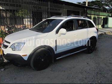 Chevrolet Captiva Sport 2.4L LS Full usado (2013) color Blanco precio $35.500.000