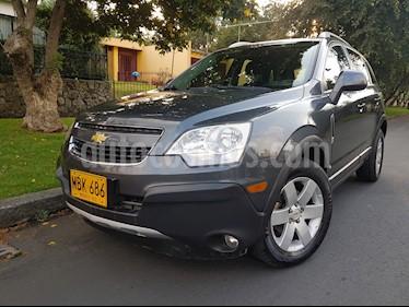 Foto venta Carro Usado Chevrolet Captiva Sport 2.4L LS Full (2012) color Gris precio $33.900.000