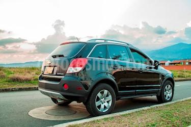Chevrolet Captiva Sport 2.4L LS Full usado (2010) color Negro precio $28.900.000