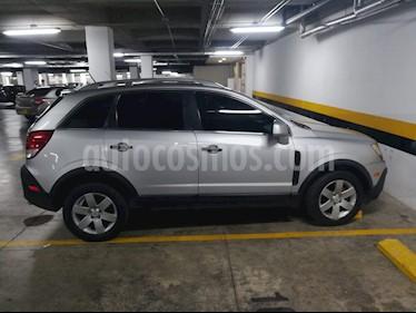 Chevrolet Captiva Sport 2.4L LS Full usado (2011) color Plata precio $29.999.998