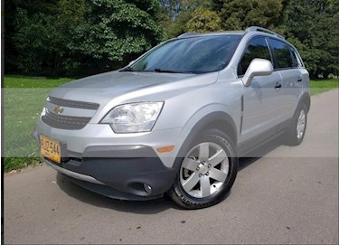 Foto venta Carro usado Chevrolet Captiva Sport 2.4L LS Plus (2011) color Plata precio $33.900.000