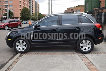 Chevrolet Captiva Sport 2.4L LS Plus usado (2011) color Negro Carbon precio $38.500.000