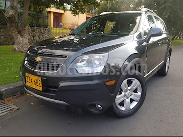 Foto venta Carro Usado Chevrolet Captiva Sport 2.4L LS (2015) color Gris precio $45.500.000