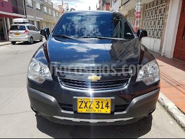 Chevrolet Captiva Sport 2.4L LS usado (2014) color Negro precio $42.600
