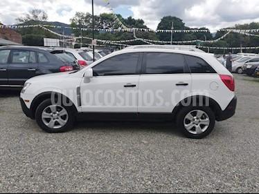 Chevrolet Captiva Sport 2.4L usado (2014) color Blanco precio $39.000.000