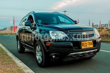 Chevrolet Captiva Sport 2.4L usado (2010) color Negro precio $28.900.000