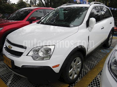 Foto venta Carro usado Chevrolet Captiva Sport 2.4L (2012) color Blanco precio $36.900.000