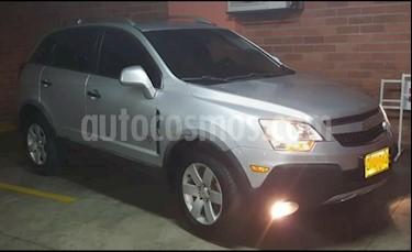 Chevrolet Captiva Sport 2.4L usado (2012) color Plata precio $34.000.000