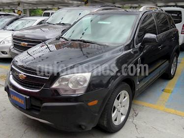 Foto Chevrolet Captiva Sport 2.4L usado (2011) color Gris Oscuro precio $33.900.000