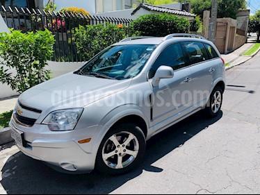Foto venta Auto usado Chevrolet Captiva Sport 3.0L Aut 4x4 (2011) color Plata precio u$s20.000
