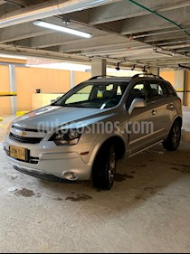 Chevrolet Captiva Sport 3.0L usado (2017) color Plata precio $60.000.000