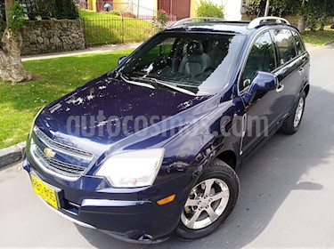 Foto venta Carro Usado Chevrolet Captiva Sport 3.6L (2010) color Azul Imperial precio $25.900.000