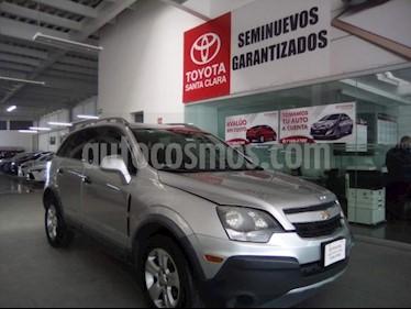 Foto Chevrolet Captiva Sport 5p LS L4/2.4 Aut usado (2015) color Plata precio $189,000
