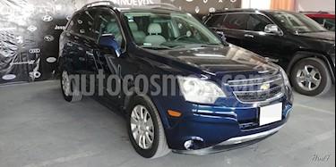 Foto venta Auto usado Chevrolet Captiva Sport 5p Sport V6/3.6 Aut Piel (2011) color Azul Marino precio $139,000