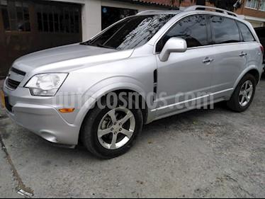 Chevrolet Captiva Sport 3.6L usado (2010) color Plata precio $28.000.000