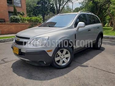 Chevrolet Captiva Sport 2.4L LS usado (2011) color Plata precio $29.800.000