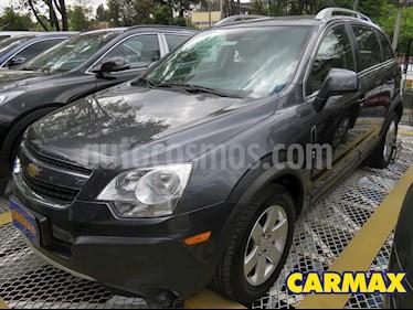 Chevrolet Captiva Sport 2.4L LS usado (2011) color Gris precio $34.900.000